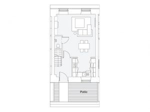 5147-Kennedy-Wilson-Phase-2-ClancyQy-floorplans-for-web-640x480px-B7-Unit 42-2 Bed Townhouse-ground floor-v4